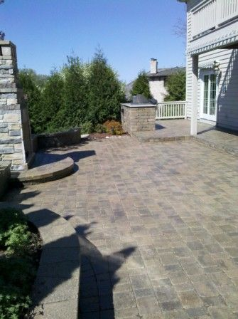 Brick Paver Cleaning and Sealing by Paver Protector in Geneva, IL