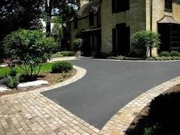 Brick pAver Driveway Ribbon Installation Huntley, IL Paver Protector